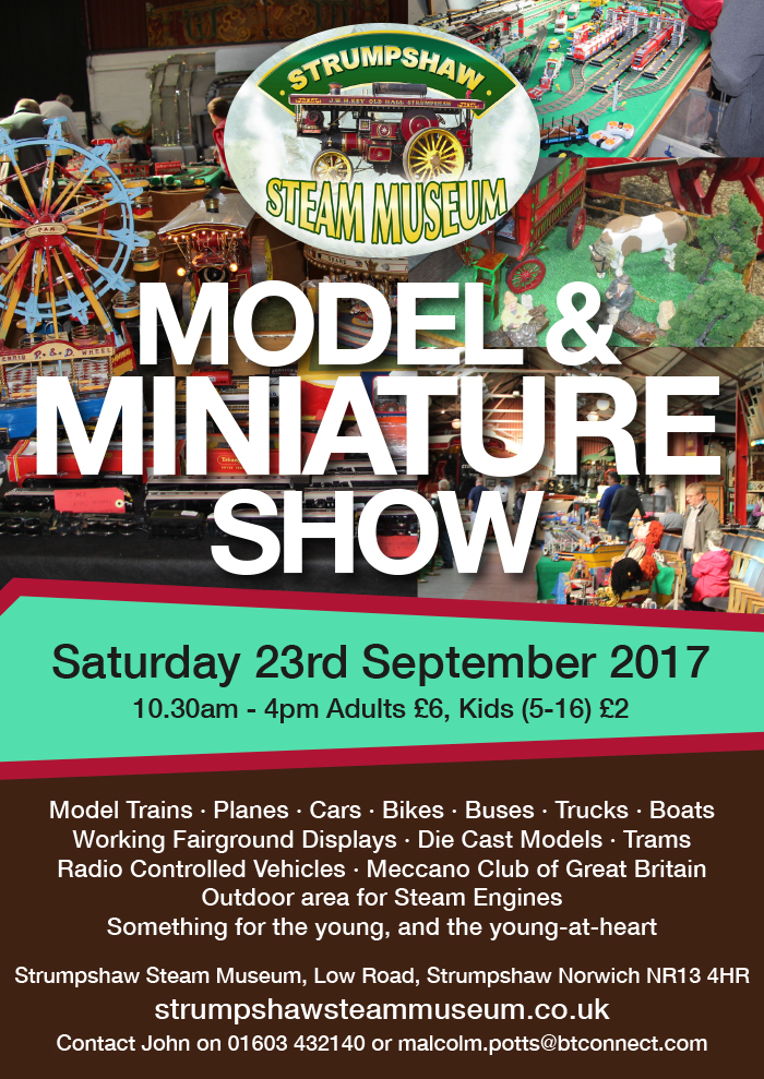 Model & Miniature Day