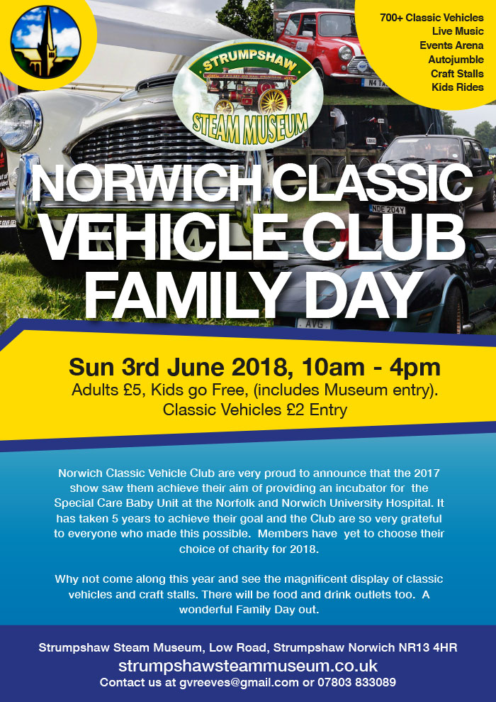 Norwich Classic Vehicle Club